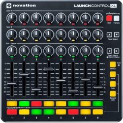 NOVATION LAUNCH CONTROL XL MKII BLACK CONTROLADOR PARA ABLETON LIVE
