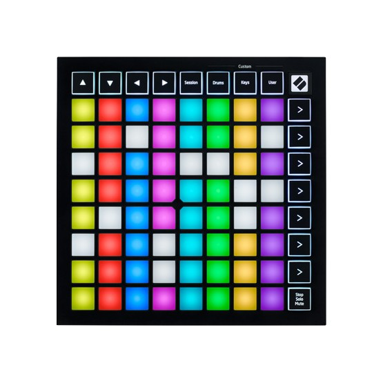 NOVATION LAUNCHPAD MINI MK3 SUPERFICIE DE CONTROL MIDI. NOVEDAD