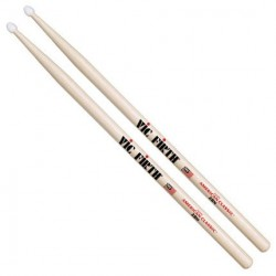 VIC FIRTH 2BN NYLON ROCK PAR BAQUETAS