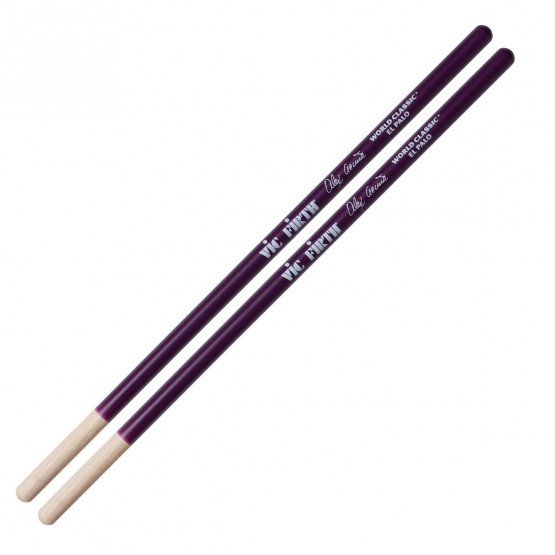 VIC FIRTH SAA2 ALEX ACUÑA PURPLE PAR BAQUETAS