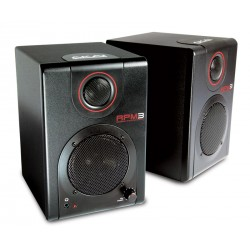 AKAI RPM3 MONITORES AUTOAMPLIFICADOS CON INTERFACE DE AUDIO USB