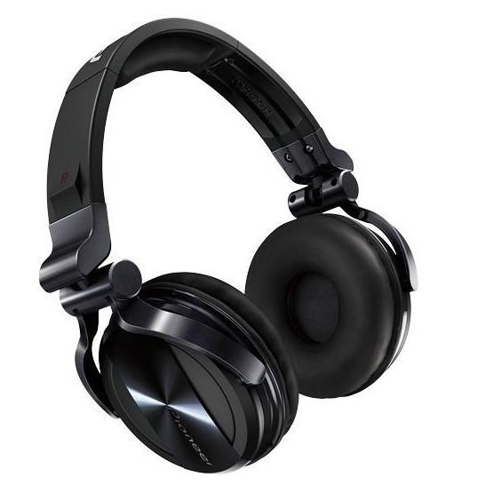 PIONEER HDJ 1500 K AURICULARES DJ NEGROS.