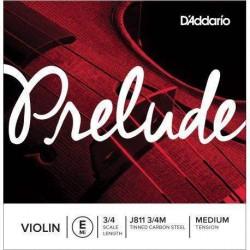 DADDARIO J811 PRELUDE 1ª CUERDA VIOLIN 3/4