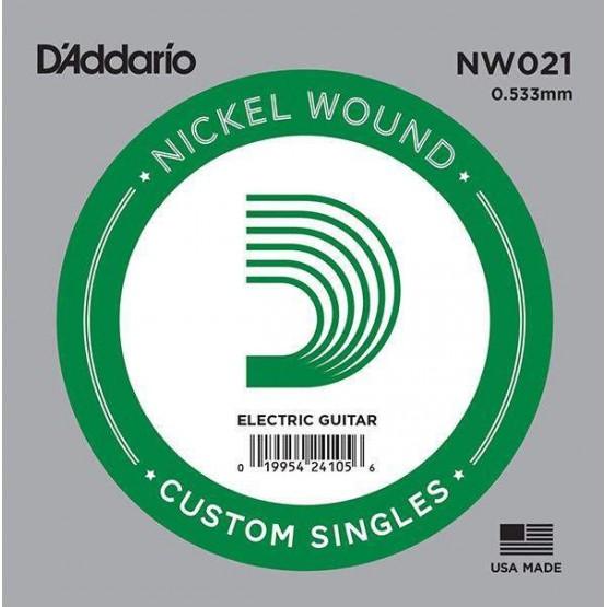 DADDARIO NW021 CUERDA GUITARRA ELECTRICA