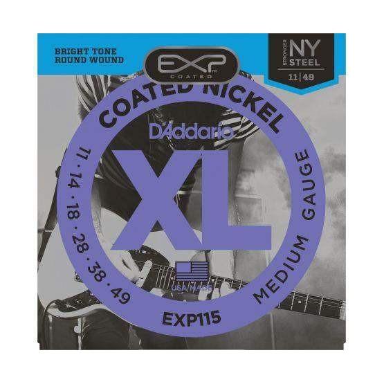 DADDARIO EXP115 JUEGO CUERDAS GUITARRA ELECTRICA 011-049.