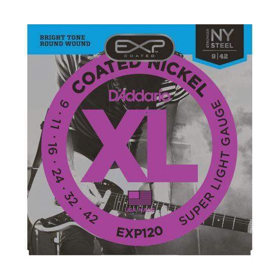 DADDARIO EXP120 JUEGO CUERDAS GUITARRA ELECTRICA 009-042.