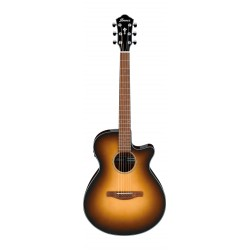 IBANEZ AEG50 DHH GUITARRA ELECTROACUSTICA DARK HONEY BURST