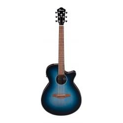 IBANEZ AEG50 IBH GUITARRA ELECTROACUSTICA INDIGO BLUE