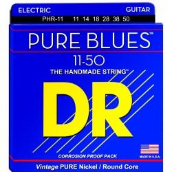 DR PHR11 JUEGO CUERDAS GUITARRA ELECTRICA 011-050