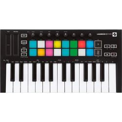 NOVATION LAUNCHKEY MINI MK3 TECLADO CONTROLADOR MIDI