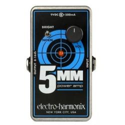 ELECTRO HARMONIX 5MM GUITAR POWER AMPLIFIER PEDAL AMPLIFICADOR
