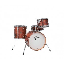 GRETSCH DRUMS CATALINA CLUB BATERIA ACUSTICA SATIN WALNUT GLAZE