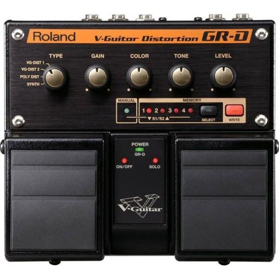 ROLAND GRD PEDAL DISTORSION VGUITAR.