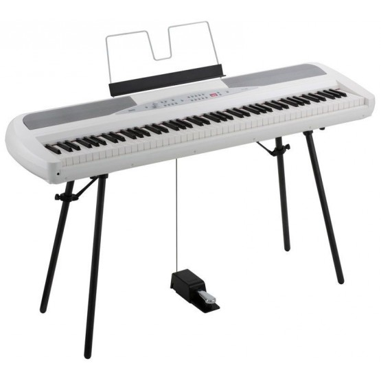 KORG SP280 WH PIANO DIGITAL BLANCO