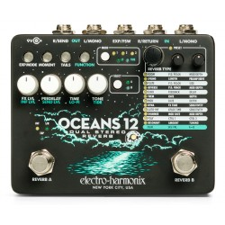 ELECTRO HARMONIX OCEANS 12 PEDAL REVERB