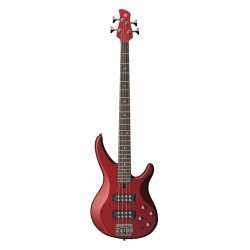 YAMAHA TRBX304 CAR BAJO ELECTRICO CANDY APPLE RED