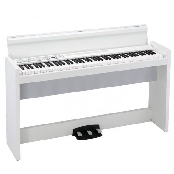 KORG LP380 WH PIANO DIGITAL 88 TECLAS CONTRAPESADAS BLANCO