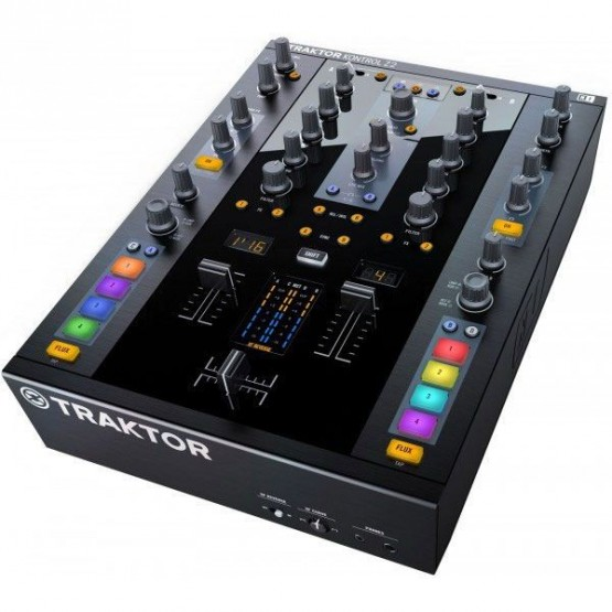 NATIVE INSTRUMENTS TRAKTOR KONTROL Z2 CONTROLADOR DJ