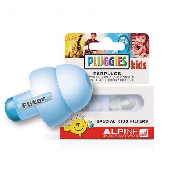 ALPINE PLUGGIES KID TAPONES OIDO