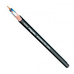 PROEL HPC305 BOBINA CABLE PLANO DOBLE COAXIAL UN METRO.