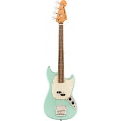 SQUIER CLASSIC VIBE 60S MUSTANG BASS IL BAJO ELECTRICO SURF GREEN