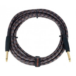 ROLAND RIC-G15 CABLE INSTRUMENTO GOLD SERIES JACK JACK 4.5 METROS