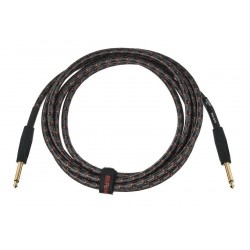 ROLAND RIC-G10 CABLE INSTRUMENTO GOLD SERIES JACK JACK 3 METROS