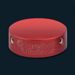 BAREFOOT BUTTONS 17-V1-ST-RD BOTON PARA PULSADOR PEDAL V1 RED