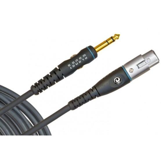 PLANET WAVES GM25 CABLE MICROFONO XLR/JACK 7.5 METROS
