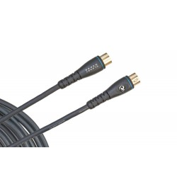 PLANET WAVES MD10 CABLE MIDI 3 METROS