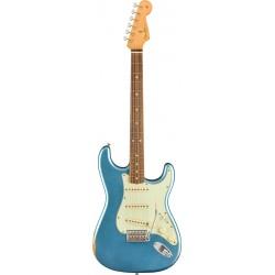 FENDER VINTERA ROAD WORN 60S STRATOCASTER PF GUITARRA ELECTRICA LAKE PLACID BLUE