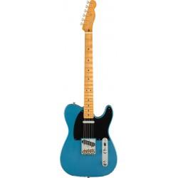 FENDER VINTERA ROAD WORN 50S TELECASTER MN GUITARRA ELECTRICA LAKE PLACID BLUE
