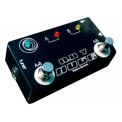 HUGE AUDIO ABY PEDAL SELECTOR