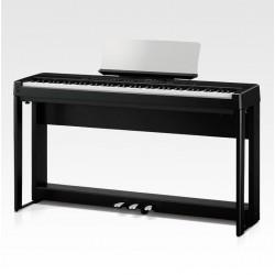 KAWAI -PACK- ES520 BLK PIANO DIGITAL NEGRO + SOPORTE Y PEDALERA