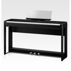 KAWAI -PACK- ES920 BLK PIANO DIGITAL NEGRO + SOPORTE Y PEDALERA