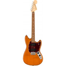 FENDER PLAYER MUSTANG 90 PF GUITARRA ELECTRICA AGED NATURAL