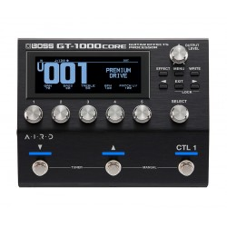 BOSS GT1000 CORE PEDALERA MULTIEFECTOS GUITARRA