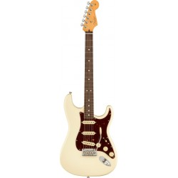 FENDER AMERICAN PROFESSIONAL II STRATOCASTER RW GUITARRA ELECTRICA OLYMPIC WHITE