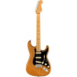 FENDER AMERICAN PROFESSIONAL II STRATOCASTER MN GUITARRA ELECTRICA ROASTED PINE