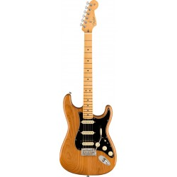 FENDER AMERICAN PROFESSIONAL II STRATOCASTER HSS MN GUITARRA ELECTRICA ROASTED PINE