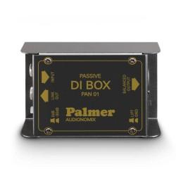 PALMER PRO PAN01 PALMER PRO AUDIONOMIX CAJA DE INYECCION DIRECTA PASIVA