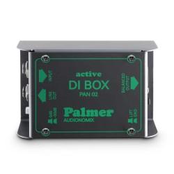 PALMER PAN02 AUDIONOMIX CAJA DE INYECCION DIRECTA ACTIVA