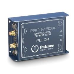 PALMER PLI04 CAJA DE INYECCION DIRECTA 2 CANALES PARA PC Y PORTATIL