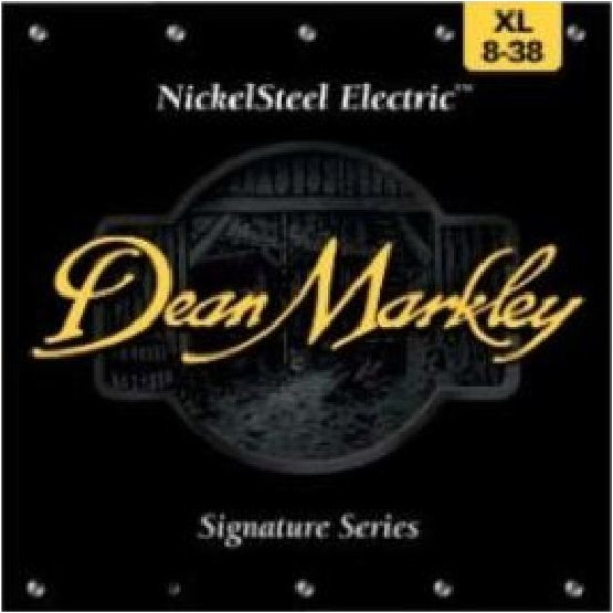 DEAN MARKLEY 2501B XLT JUEGO CUERDAS ELECTRICA 008-038