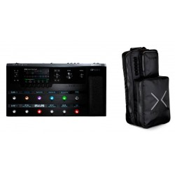 LINE 6 -PACK- HELIX PEDALERA MULTIEFECTOS GUITARRA + FUNDA BACKPACK
