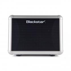 BLACKSTAR SUPER FLY BT SILVER AMPLIFICADOR GUITARRA PLATEADO.