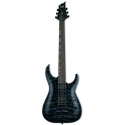 ESP LTD H1001 STBLK GUITARRA ELECTRICA SEE THRU BLACK