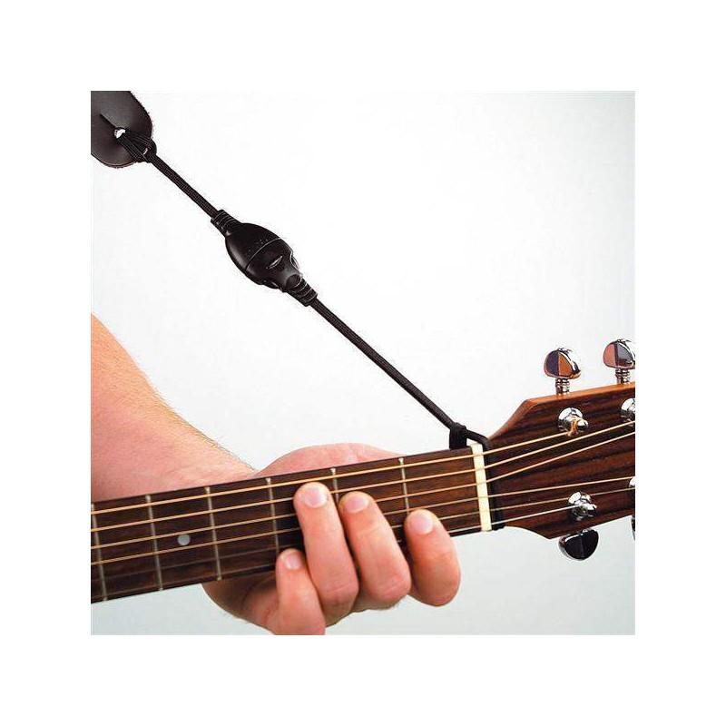 Bajo Planet Waves VC-150-WHT-EU Eep302 Correa Guitarra Dorado