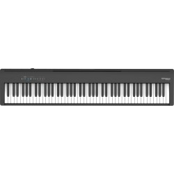 ROLAND FP-30X BK PIANO DIGITAL PORTATIL NEGRO