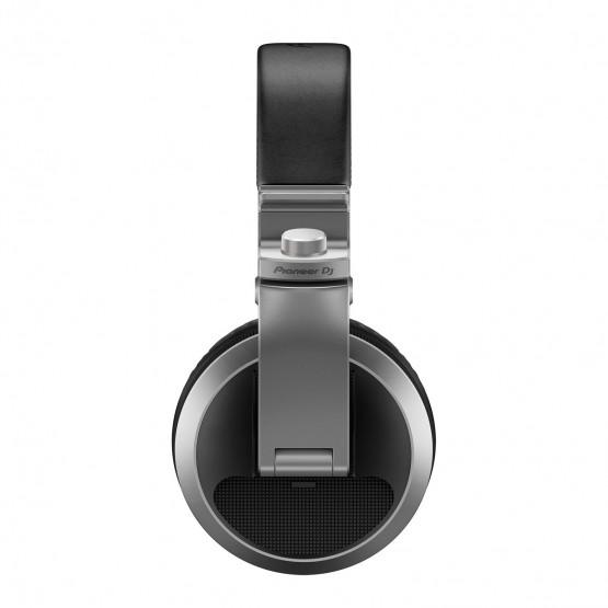 PIONEER DJ HDJ-X5S AURICULARES CERRADOS DJ PLATEADOS